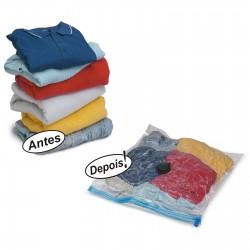 Sacos de Vácuo para arrumação de roupa